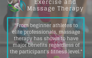 Exercise and Massage Therapy